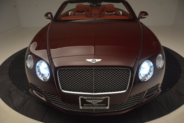 Used 2014 Bentley Continental GT W12 for sale Sold at Rolls-Royce Motor Cars Greenwich in Greenwich CT 06830 28