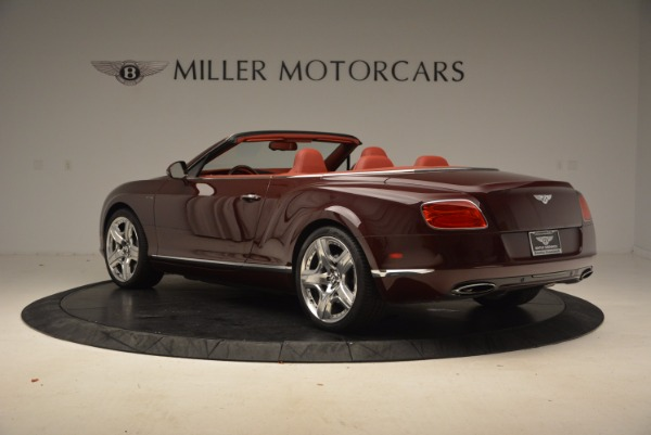 Used 2014 Bentley Continental GT W12 for sale Sold at Rolls-Royce Motor Cars Greenwich in Greenwich CT 06830 5