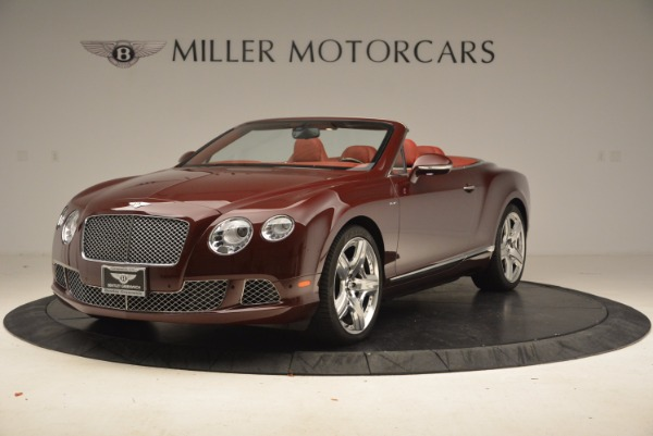 Used 2014 Bentley Continental GT W12 for sale Sold at Rolls-Royce Motor Cars Greenwich in Greenwich CT 06830 1