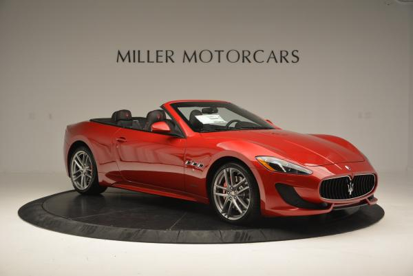 New 2017 Maserati GranTurismo Cab Sport for sale Sold at Rolls-Royce Motor Cars Greenwich in Greenwich CT 06830 10