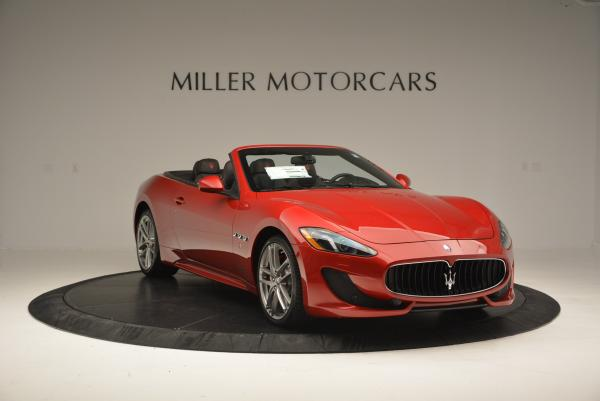 New 2017 Maserati GranTurismo Cab Sport for sale Sold at Rolls-Royce Motor Cars Greenwich in Greenwich CT 06830 11