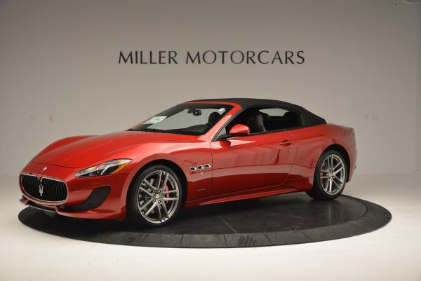 New 2017 Maserati GranTurismo Cab Sport for sale Sold at Rolls-Royce Motor Cars Greenwich in Greenwich CT 06830 14