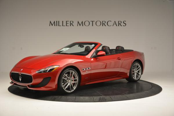 New 2017 Maserati GranTurismo Cab Sport for sale Sold at Rolls-Royce Motor Cars Greenwich in Greenwich CT 06830 2