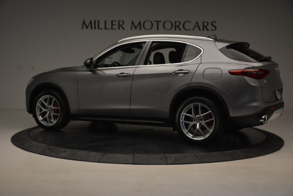 New 2018 Alfa Romeo Stelvio Q4 for sale Sold at Rolls-Royce Motor Cars Greenwich in Greenwich CT 06830 4