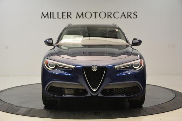 New 2018 Alfa Romeo Stelvio Ti Q4 for sale Sold at Rolls-Royce Motor Cars Greenwich in Greenwich CT 06830 12