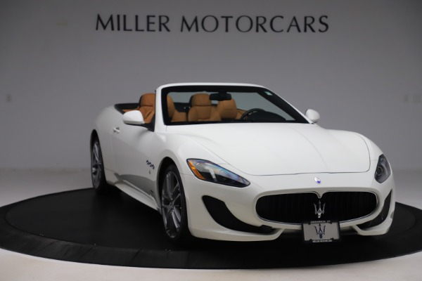 Used 2017 Maserati GranTurismo Convertible Sport for sale $84,900 at Rolls-Royce Motor Cars Greenwich in Greenwich CT 06830 11