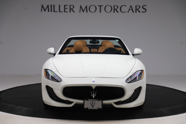 Used 2017 Maserati GranTurismo Convertible Sport for sale $84,900 at Rolls-Royce Motor Cars Greenwich in Greenwich CT 06830 12