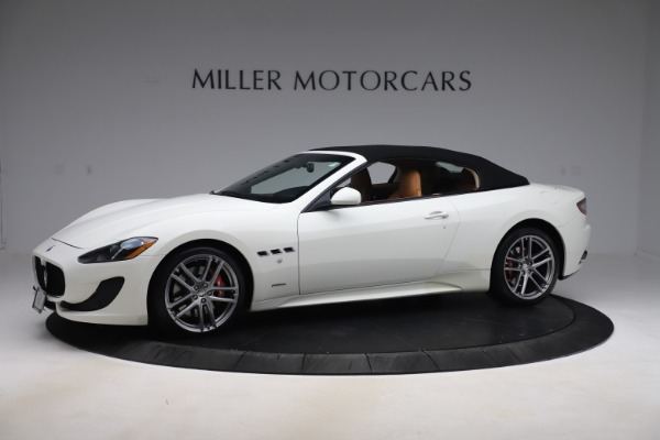 Used 2017 Maserati GranTurismo Convertible Sport for sale $84,900 at Rolls-Royce Motor Cars Greenwich in Greenwich CT 06830 14