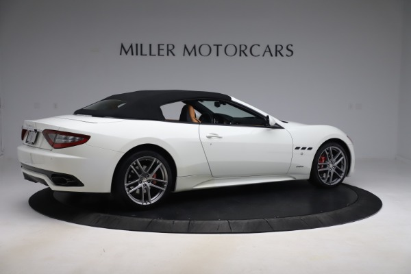 Used 2017 Maserati GranTurismo Convertible Sport for sale $84,900 at Rolls-Royce Motor Cars Greenwich in Greenwich CT 06830 19
