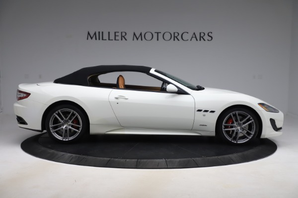 Used 2017 Maserati GranTurismo Convertible Sport for sale $84,900 at Rolls-Royce Motor Cars Greenwich in Greenwich CT 06830 20