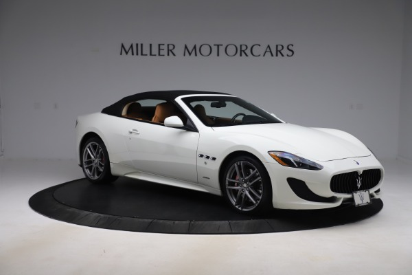 Used 2017 Maserati GranTurismo Convertible Sport for sale $84,900 at Rolls-Royce Motor Cars Greenwich in Greenwich CT 06830 21
