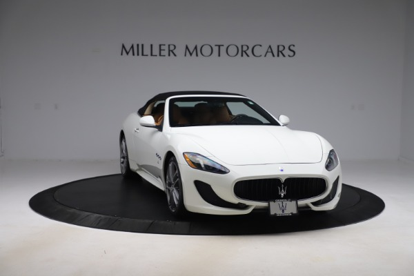 Used 2017 Maserati GranTurismo Convertible Sport for sale $84,900 at Rolls-Royce Motor Cars Greenwich in Greenwich CT 06830 22