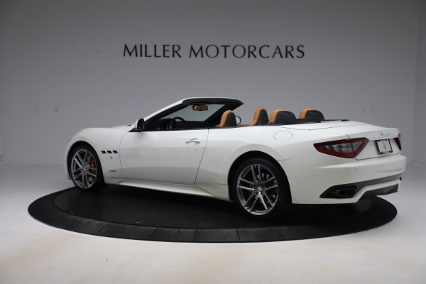 Used 2017 Maserati GranTurismo Convertible Sport for sale $84,900 at Rolls-Royce Motor Cars Greenwich in Greenwich CT 06830 4