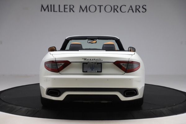 Used 2017 Maserati GranTurismo Convertible Sport for sale $84,900 at Rolls-Royce Motor Cars Greenwich in Greenwich CT 06830 6
