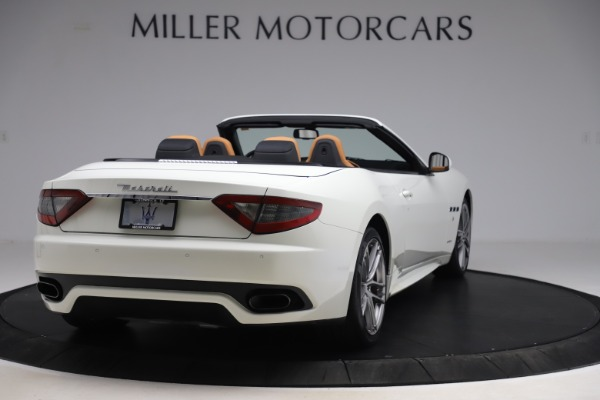 Used 2017 Maserati GranTurismo Convertible Sport for sale $84,900 at Rolls-Royce Motor Cars Greenwich in Greenwich CT 06830 7