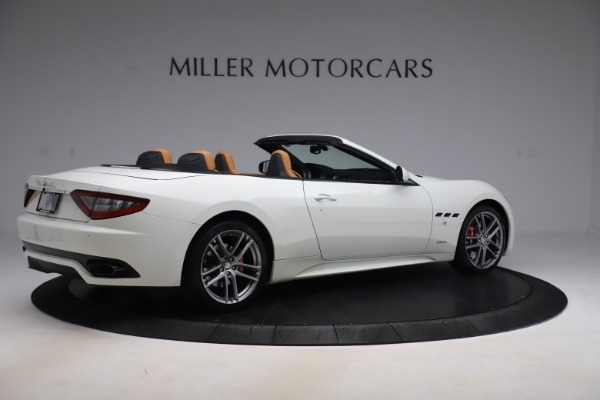 Used 2017 Maserati GranTurismo Convertible Sport for sale $84,900 at Rolls-Royce Motor Cars Greenwich in Greenwich CT 06830 8