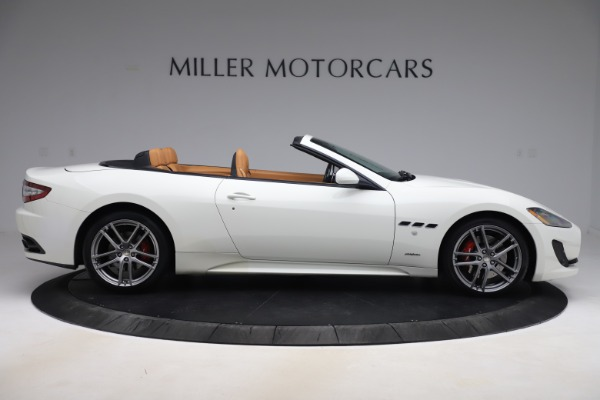 Used 2017 Maserati GranTurismo Convertible Sport for sale $84,900 at Rolls-Royce Motor Cars Greenwich in Greenwich CT 06830 9