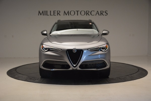New 2018 Alfa Romeo Stelvio Q4 for sale Sold at Rolls-Royce Motor Cars Greenwich in Greenwich CT 06830 12