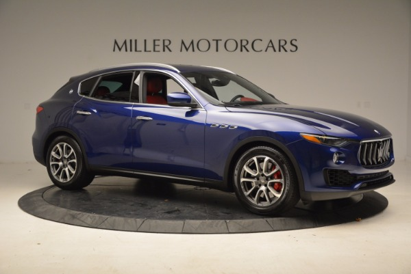 Used 2017 Maserati Levante S Q4 for sale Sold at Rolls-Royce Motor Cars Greenwich in Greenwich CT 06830 10