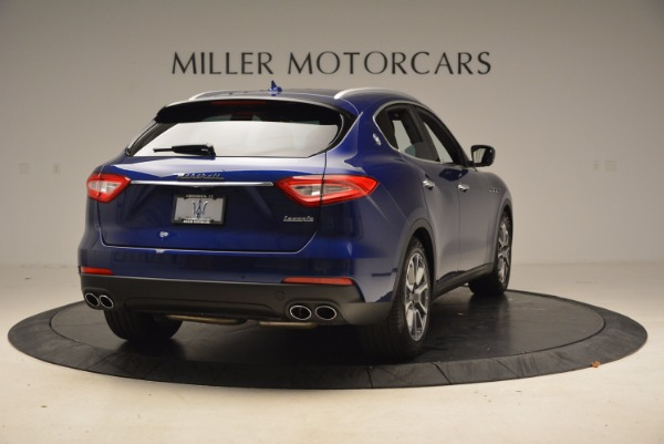 Used 2017 Maserati Levante S Q4 for sale Sold at Rolls-Royce Motor Cars Greenwich in Greenwich CT 06830 7