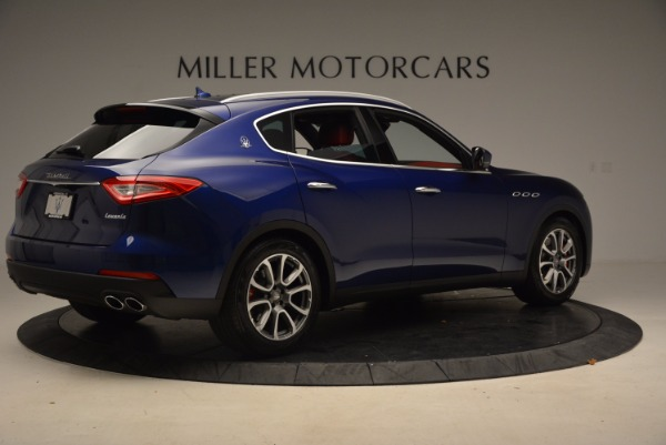 Used 2017 Maserati Levante S Q4 for sale Sold at Rolls-Royce Motor Cars Greenwich in Greenwich CT 06830 8