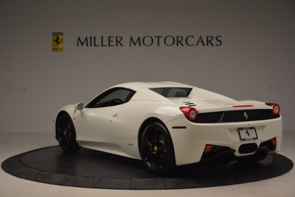 Used 2015 Ferrari 458 Spider for sale Sold at Rolls-Royce Motor Cars Greenwich in Greenwich CT 06830 17