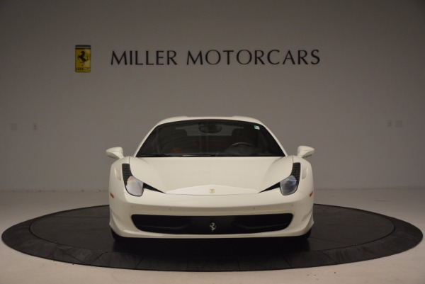 Used 2015 Ferrari 458 Spider for sale Sold at Rolls-Royce Motor Cars Greenwich in Greenwich CT 06830 24