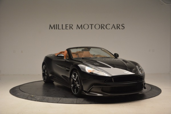 New 2018 Aston Martin Vanquish S Volante for sale Sold at Rolls-Royce Motor Cars Greenwich in Greenwich CT 06830 11