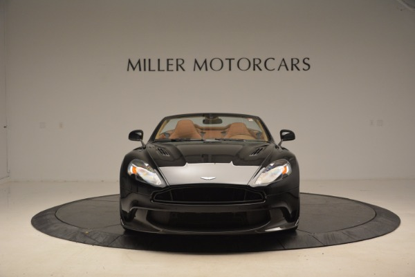 New 2018 Aston Martin Vanquish S Volante for sale Sold at Rolls-Royce Motor Cars Greenwich in Greenwich CT 06830 12