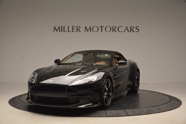 New 2018 Aston Martin Vanquish S Volante for sale Sold at Rolls-Royce Motor Cars Greenwich in Greenwich CT 06830 13