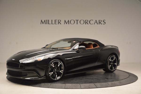 New 2018 Aston Martin Vanquish S Volante for sale Sold at Rolls-Royce Motor Cars Greenwich in Greenwich CT 06830 14
