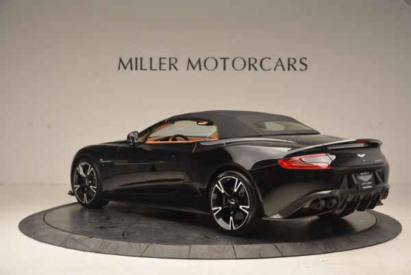 New 2018 Aston Martin Vanquish S Volante for sale Sold at Rolls-Royce Motor Cars Greenwich in Greenwich CT 06830 16