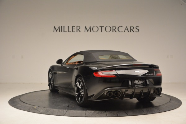 New 2018 Aston Martin Vanquish S Volante for sale Sold at Rolls-Royce Motor Cars Greenwich in Greenwich CT 06830 17