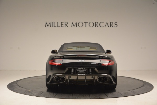 New 2018 Aston Martin Vanquish S Volante for sale Sold at Rolls-Royce Motor Cars Greenwich in Greenwich CT 06830 18