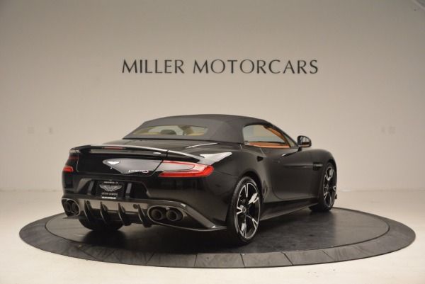 New 2018 Aston Martin Vanquish S Volante for sale Sold at Rolls-Royce Motor Cars Greenwich in Greenwich CT 06830 19