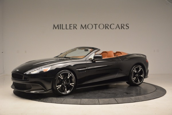 New 2018 Aston Martin Vanquish S Volante for sale Sold at Rolls-Royce Motor Cars Greenwich in Greenwich CT 06830 2
