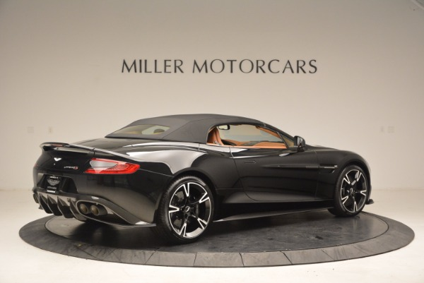 New 2018 Aston Martin Vanquish S Volante for sale Sold at Rolls-Royce Motor Cars Greenwich in Greenwich CT 06830 20