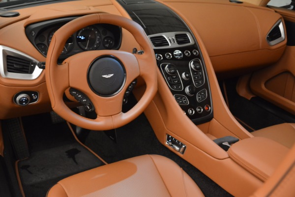 New 2018 Aston Martin Vanquish S Volante for sale Sold at Rolls-Royce Motor Cars Greenwich in Greenwich CT 06830 23