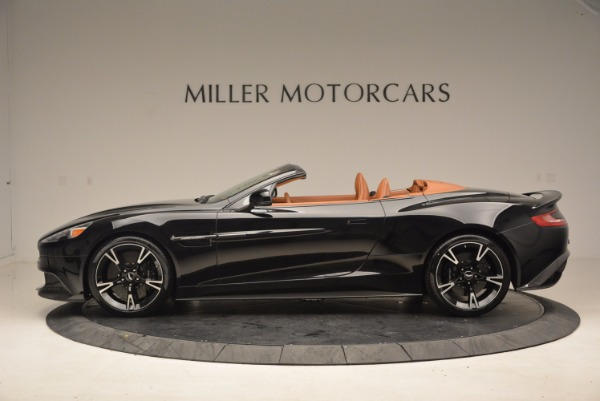New 2018 Aston Martin Vanquish S Volante for sale Sold at Rolls-Royce Motor Cars Greenwich in Greenwich CT 06830 3