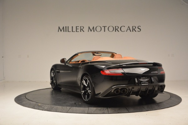 New 2018 Aston Martin Vanquish S Volante for sale Sold at Rolls-Royce Motor Cars Greenwich in Greenwich CT 06830 5