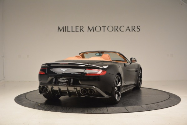 New 2018 Aston Martin Vanquish S Volante for sale Sold at Rolls-Royce Motor Cars Greenwich in Greenwich CT 06830 7