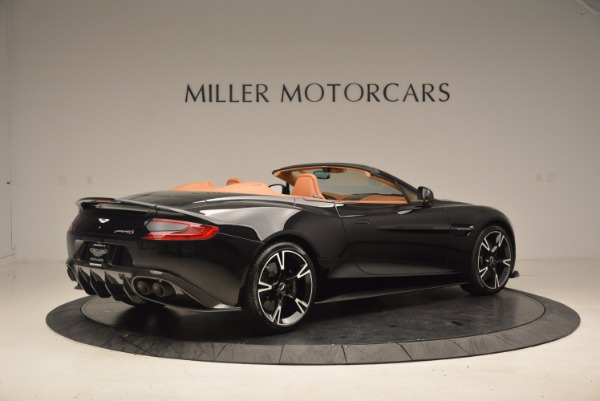 New 2018 Aston Martin Vanquish S Volante for sale Sold at Rolls-Royce Motor Cars Greenwich in Greenwich CT 06830 8