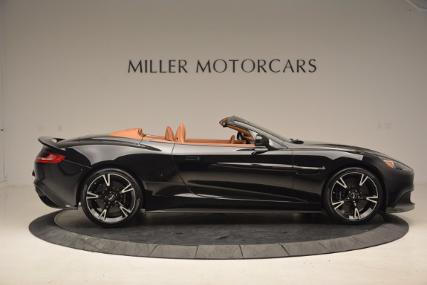 New 2018 Aston Martin Vanquish S Volante for sale Sold at Rolls-Royce Motor Cars Greenwich in Greenwich CT 06830 9