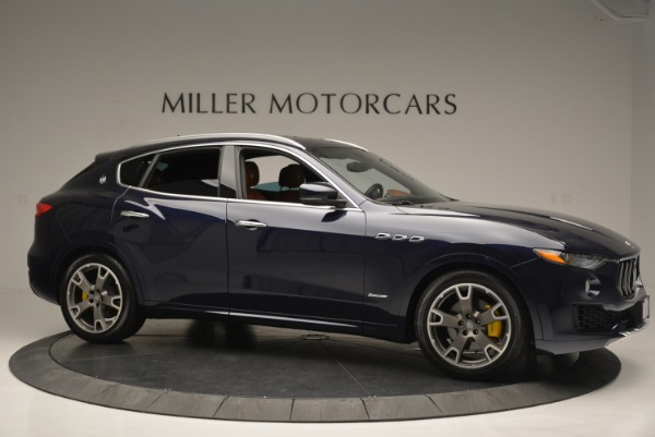 Used 2018 Maserati Levante Q4 GranLusso for sale Sold at Rolls-Royce Motor Cars Greenwich in Greenwich CT 06830 10