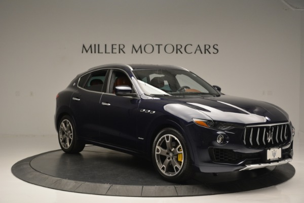 Used 2018 Maserati Levante Q4 GranLusso for sale $61,900 at Rolls-Royce Motor Cars Greenwich in Greenwich CT 06830 11