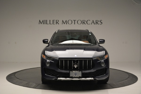 Used 2018 Maserati Levante Q4 GranLusso for sale $61,900 at Rolls-Royce Motor Cars Greenwich in Greenwich CT 06830 12