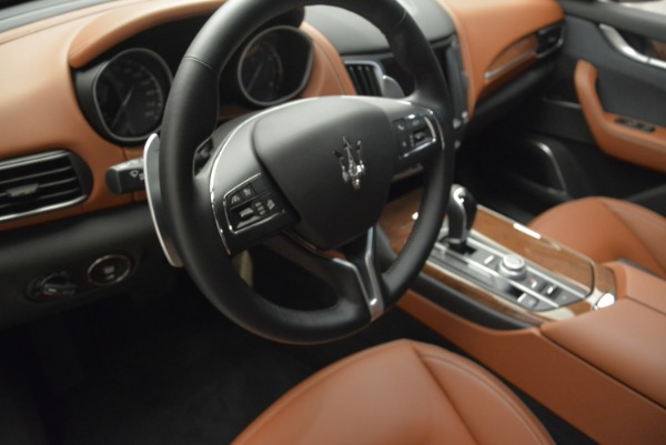Used 2018 Maserati Levante Q4 GranLusso for sale $61,900 at Rolls-Royce Motor Cars Greenwich in Greenwich CT 06830 15