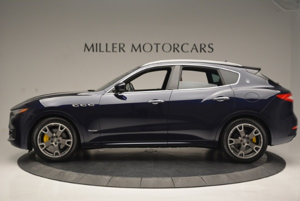 Used 2018 Maserati Levante Q4 GranLusso for sale Sold at Rolls-Royce Motor Cars Greenwich in Greenwich CT 06830 3