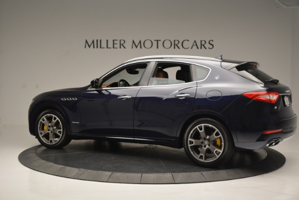 Used 2018 Maserati Levante Q4 GranLusso for sale Sold at Rolls-Royce Motor Cars Greenwich in Greenwich CT 06830 4