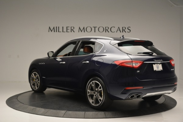 Used 2018 Maserati Levante Q4 GranLusso for sale $61,900 at Rolls-Royce Motor Cars Greenwich in Greenwich CT 06830 5